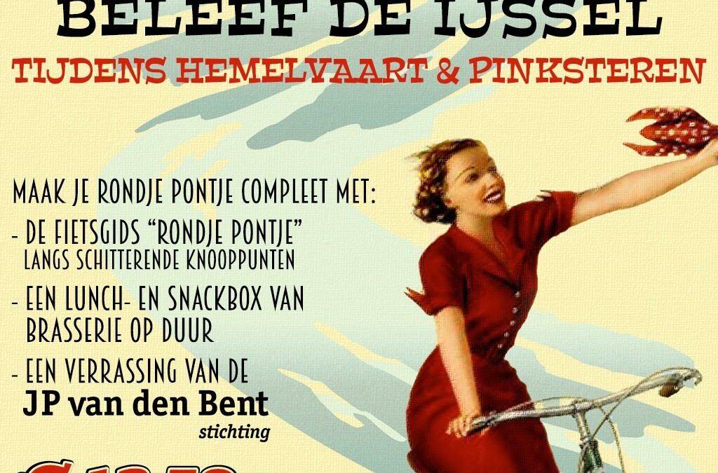 Beleef de IJssel op de fiets!