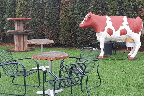 Melk de BIJRipperda koe